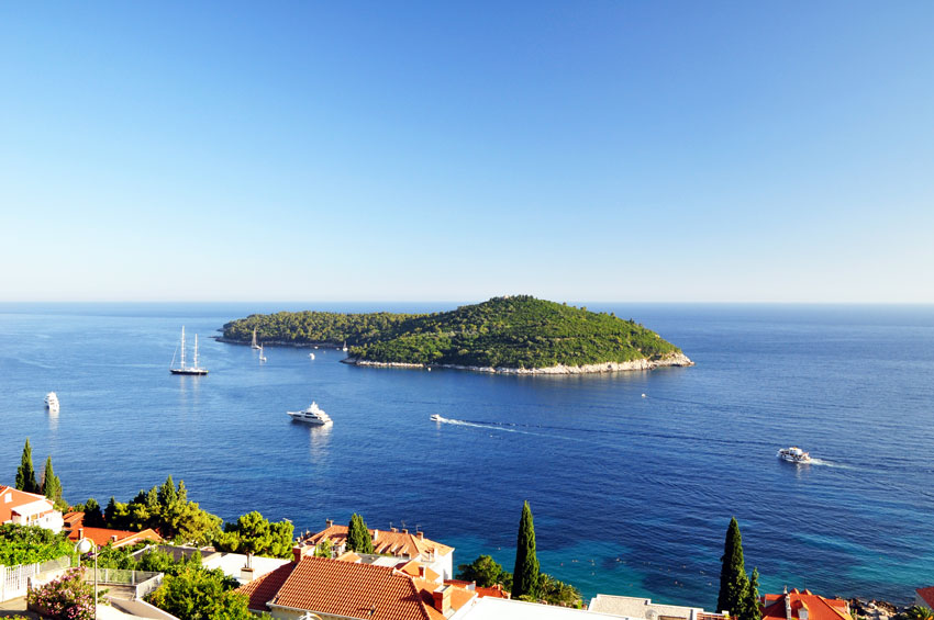 отдых на море в Хорватии 2016