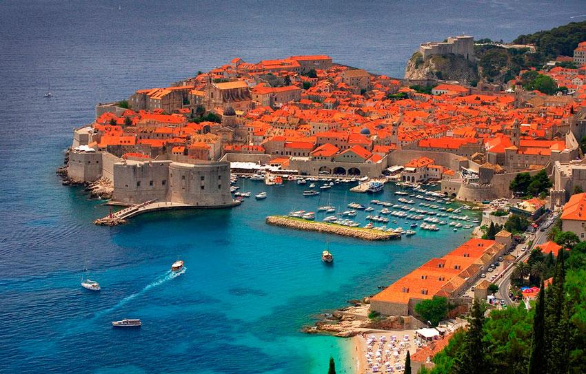 фото хорватия отдых