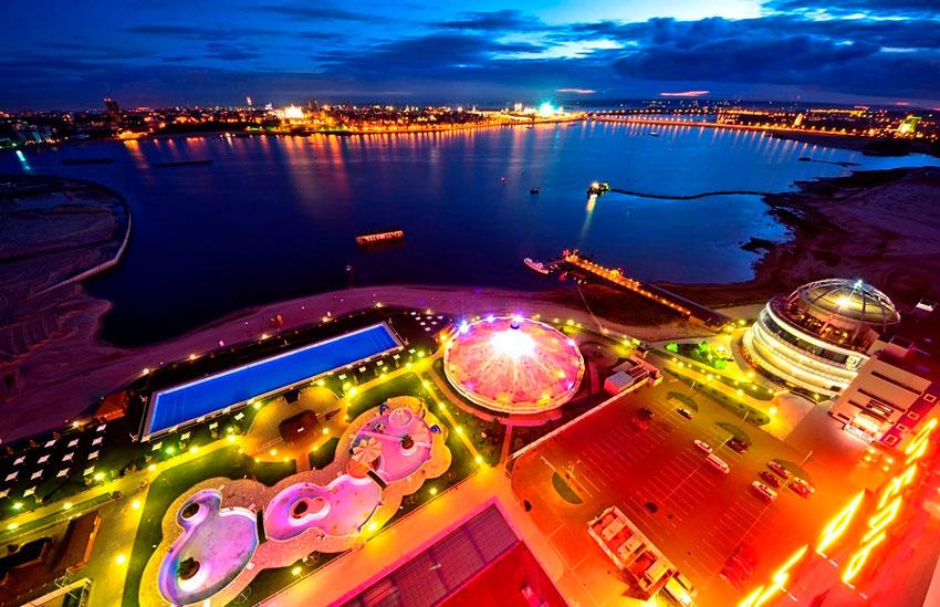 цены на отдых в Казани 2016