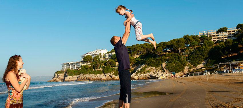 Лучшие курорты для отдыха с детьми, подбор дешевых туров