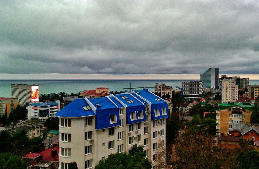 Гостевые дома в Сочи у моря через Airbnb
