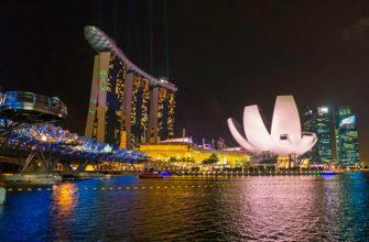Отдых в Сингапуре цены