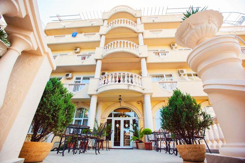 Отель Наири в Сочи цены