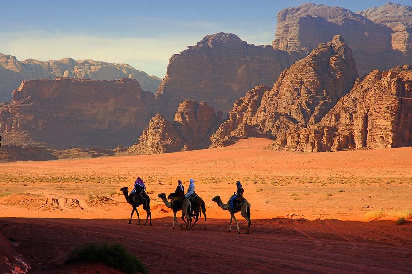 Пустыня Вади Рам, экскурсия