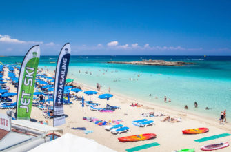 Отели Кипра с пляжами