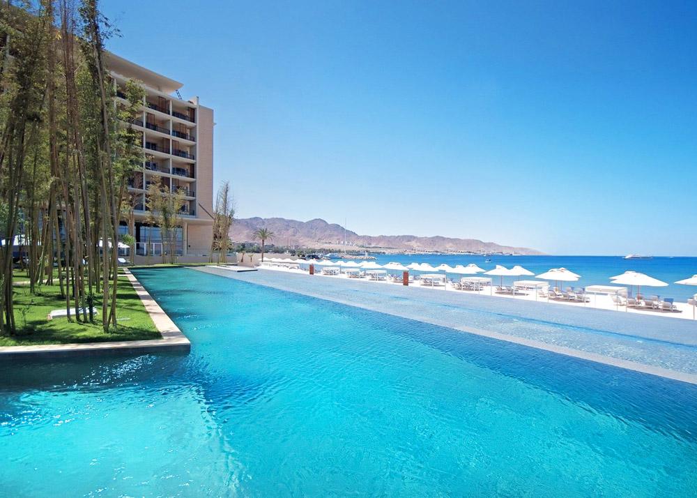 Отель на побережье мертвого моря дешево