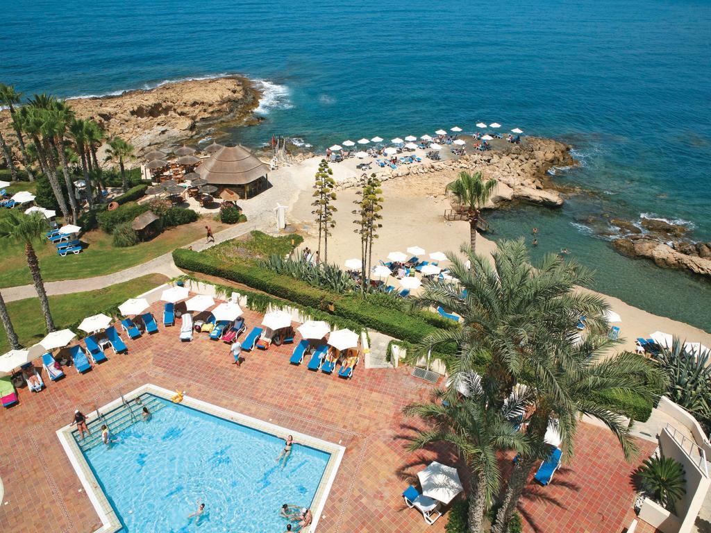 CYNTHIANA BEACH 3 отель на Кипре бронировать