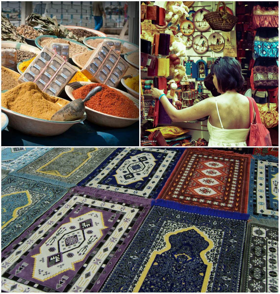 Что купить в Тунисе на отдыхе