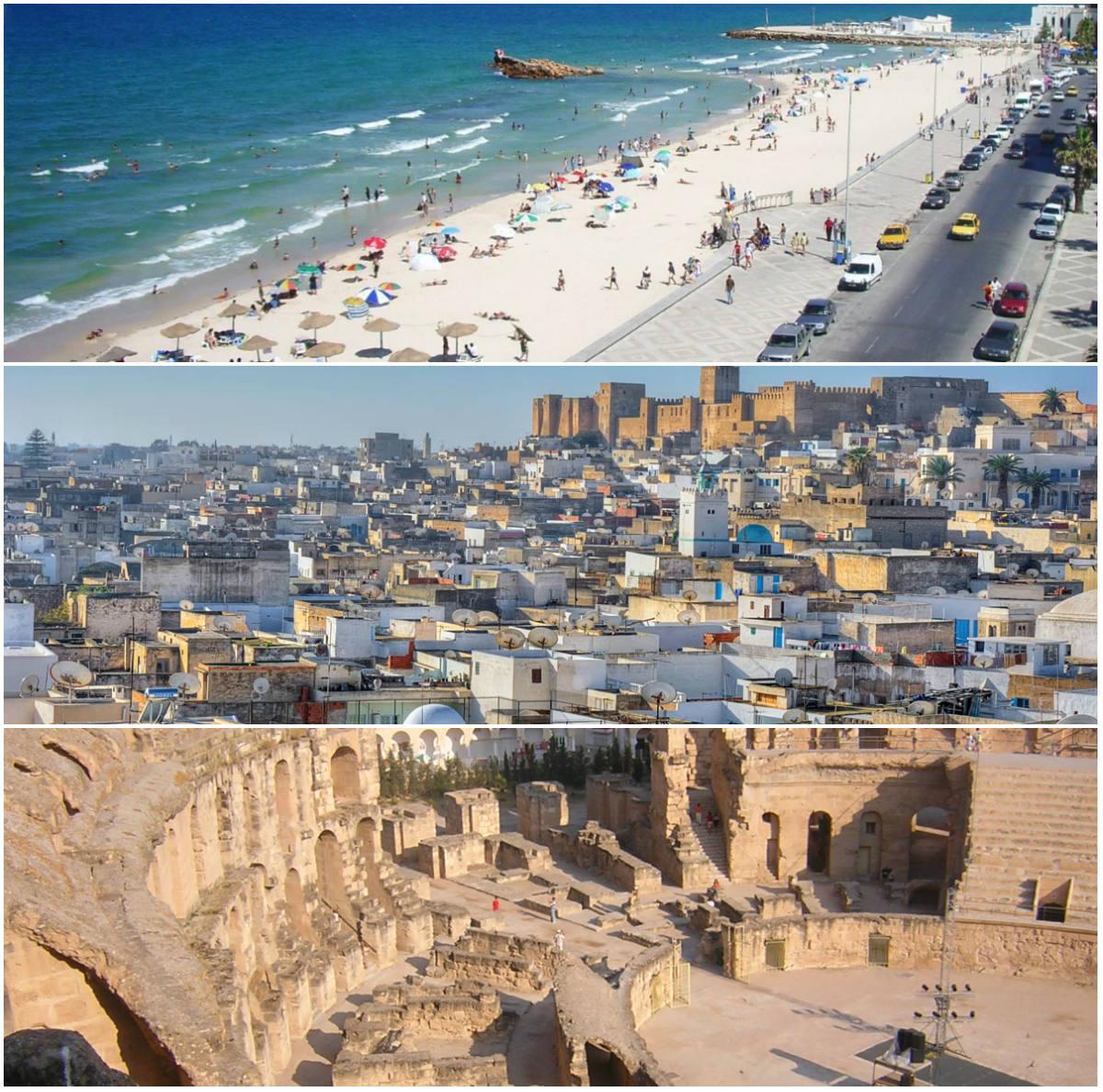 Куда в Тунис поехать отдыхать