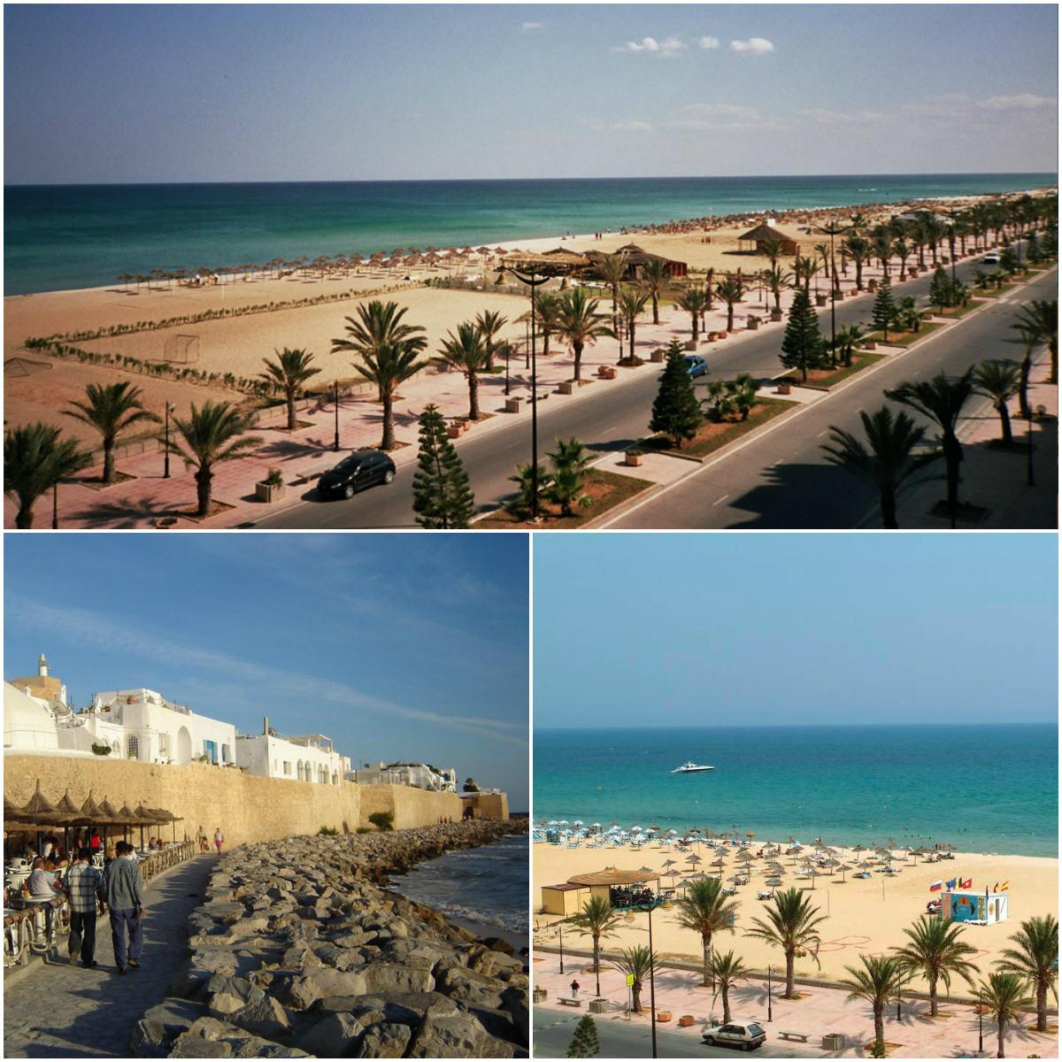Курорты для отдыха в Тунисе