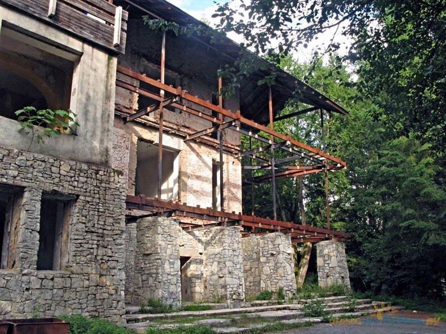 дом Николая второго