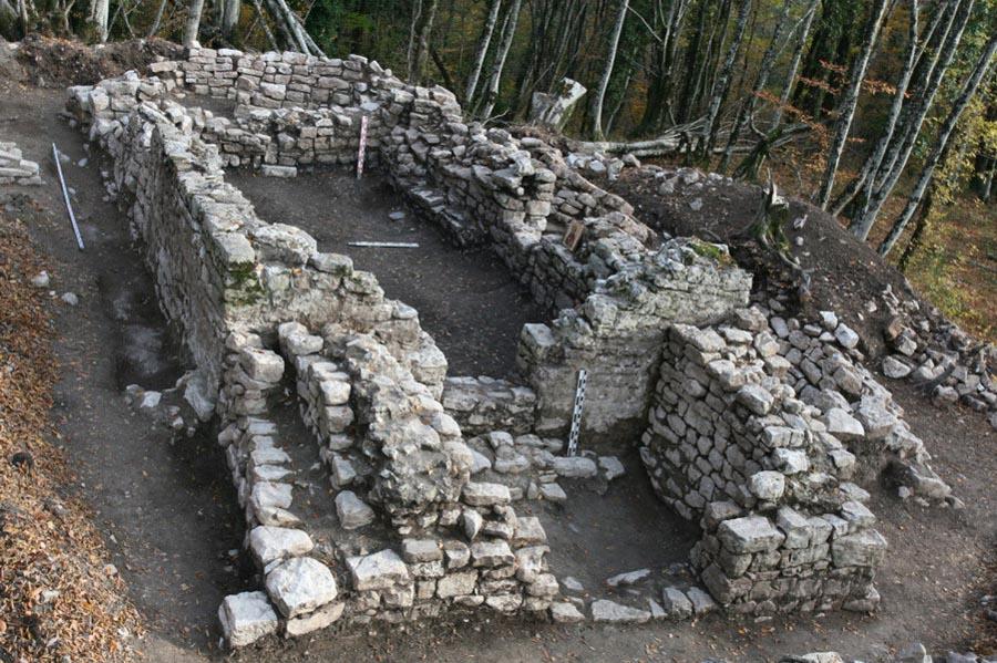 Крепость Ачипсе