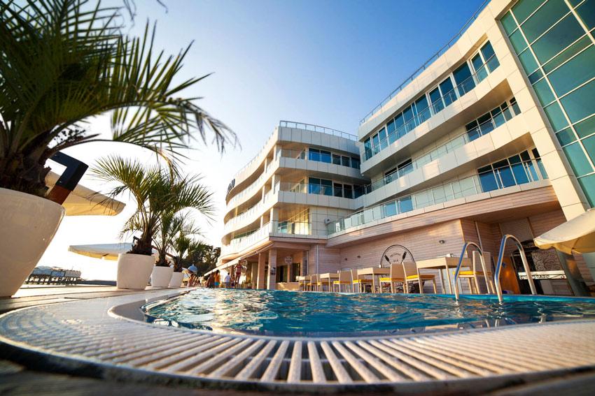 Сан Ремо Сочи отель, цены