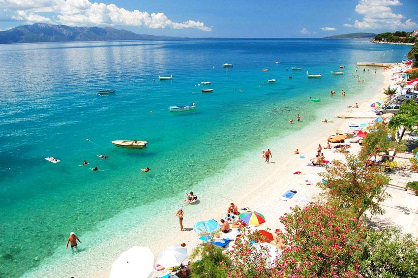 Отдых на море летом 2016 за границей