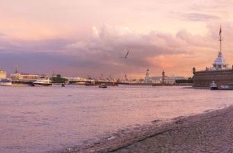 Отдых Санкт-Петербурге дешево летом