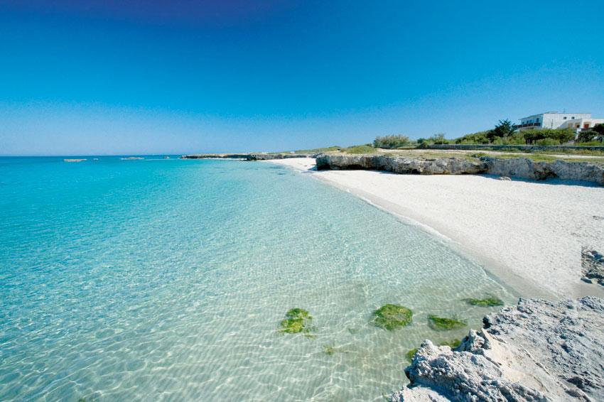 Пляжный отдых на море в Италии