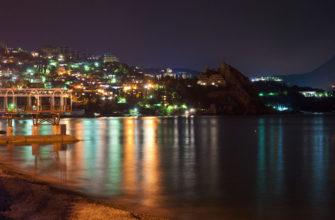 Отдых у моря в Гурзуфе, цены на жилье
