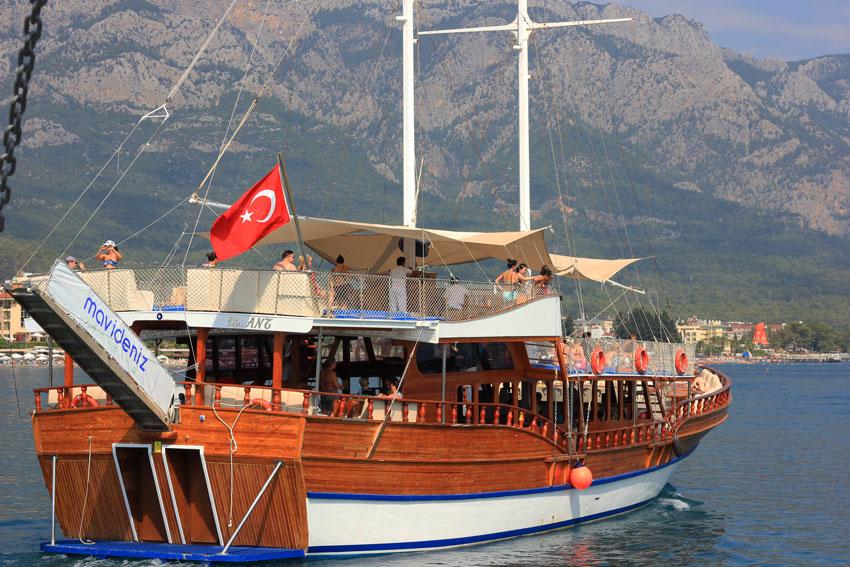 Отдых в Турции, курорты для отдыха