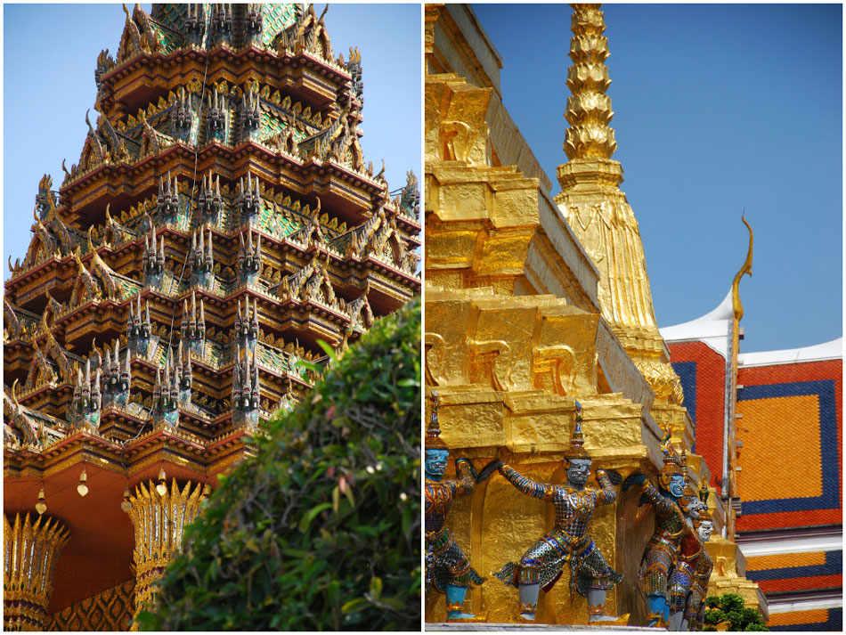 Самостоятельная экскурсия в Бангкок