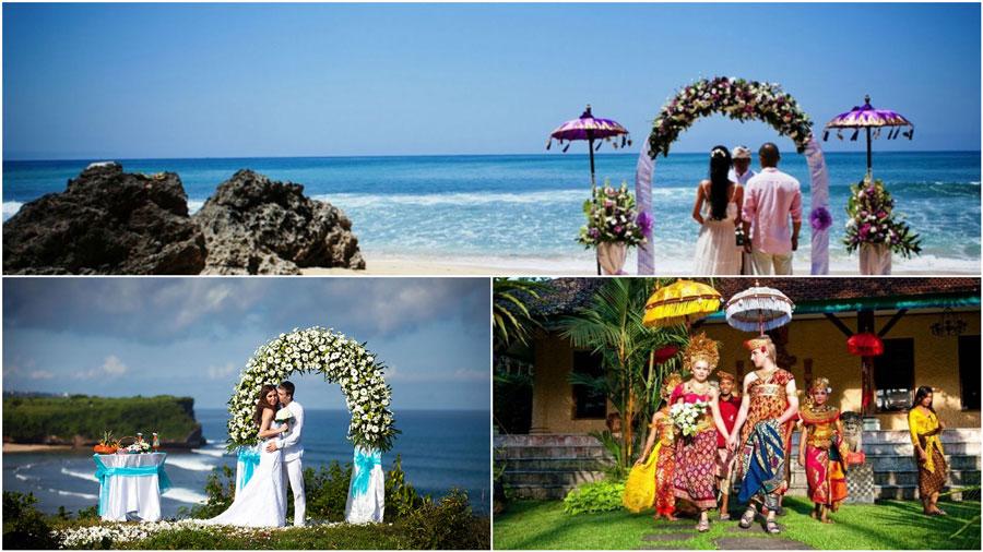 свадебное путешествие на Бали, цены