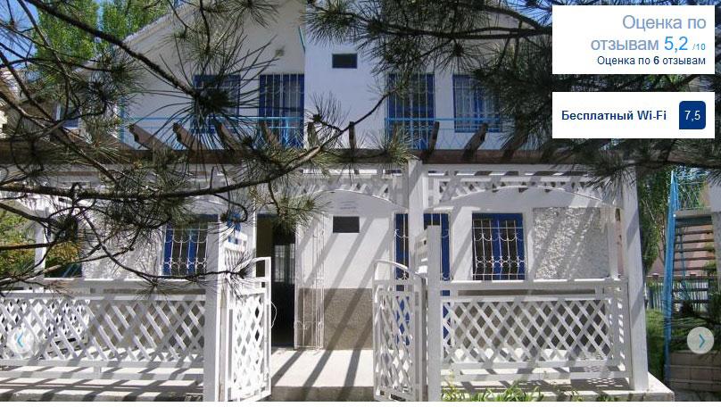 Цены на частное жилье Саки