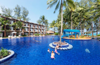 Sunwing resort spa bangtao beach 4 Таиланд Пхукет банг тао бич