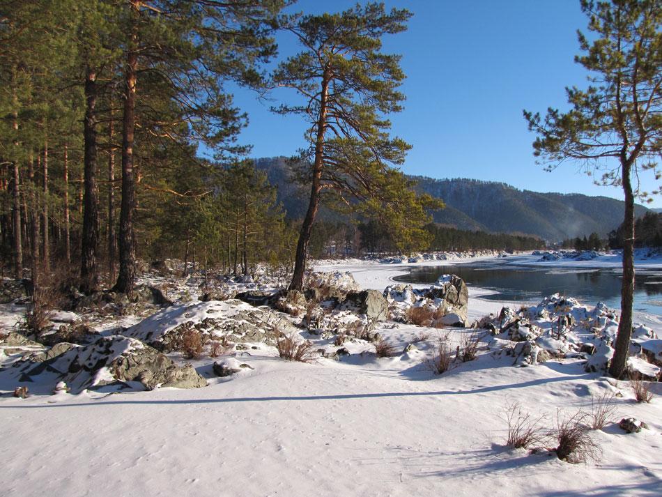Отдых зимой с семьей в Финляндии