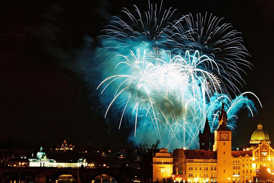 Экскурсионная программа в Праге на Новый год