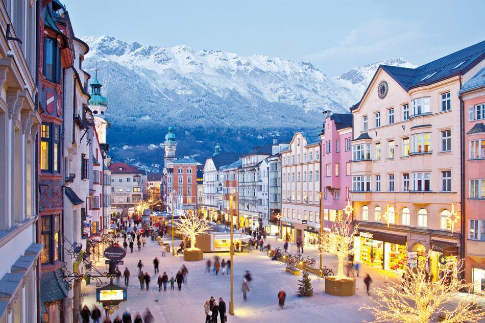 Стоимость путевки на рождество в Европу