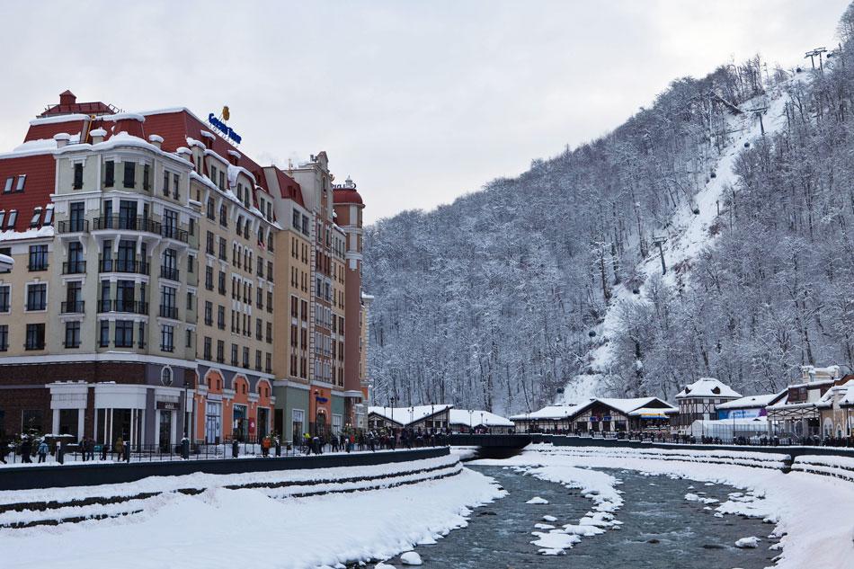 туры на новый год в россии