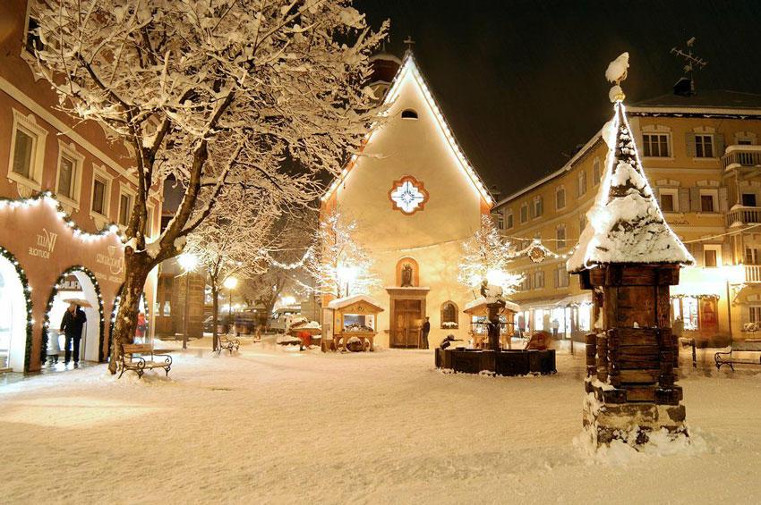 дешевые туры в европу на новогодние праздники