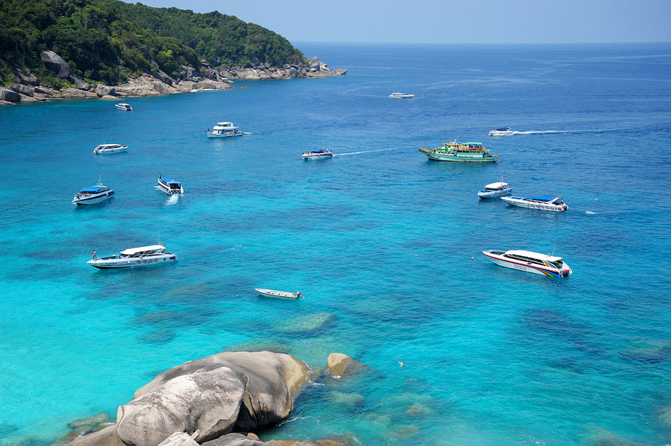 острова Андамана