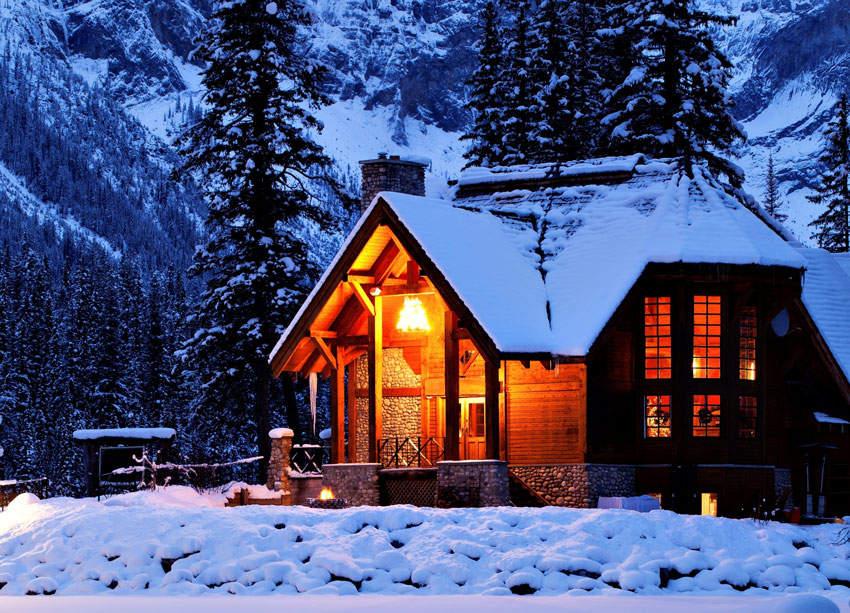 Где отдохнуть зимой картинки