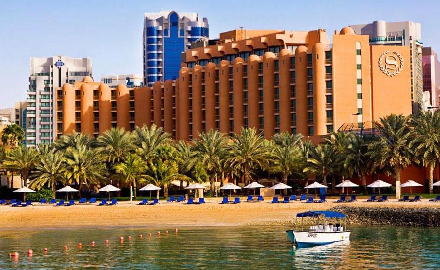 Sheraton Abu Dhabi Hotel {amp}amp; Resort