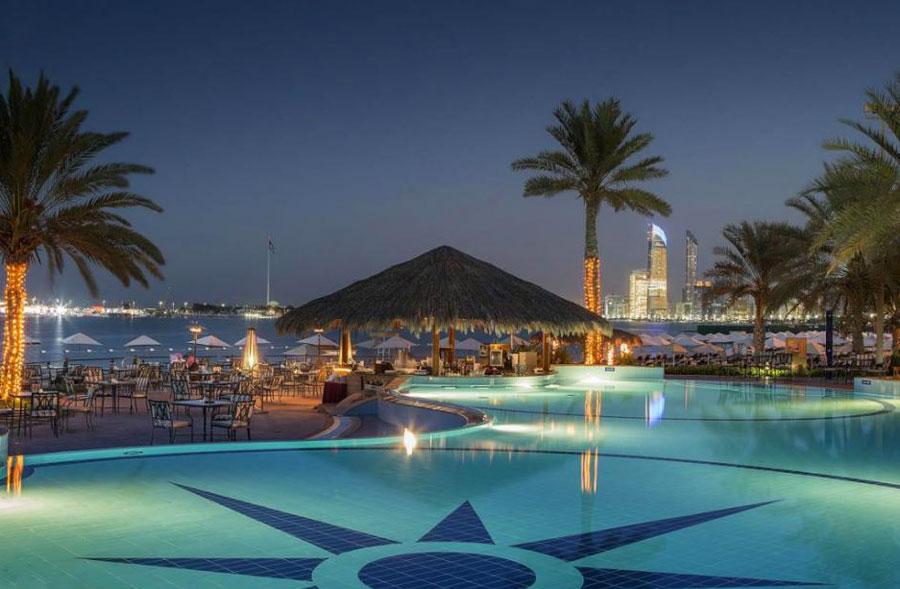 Отелм для детей в Абу Даби