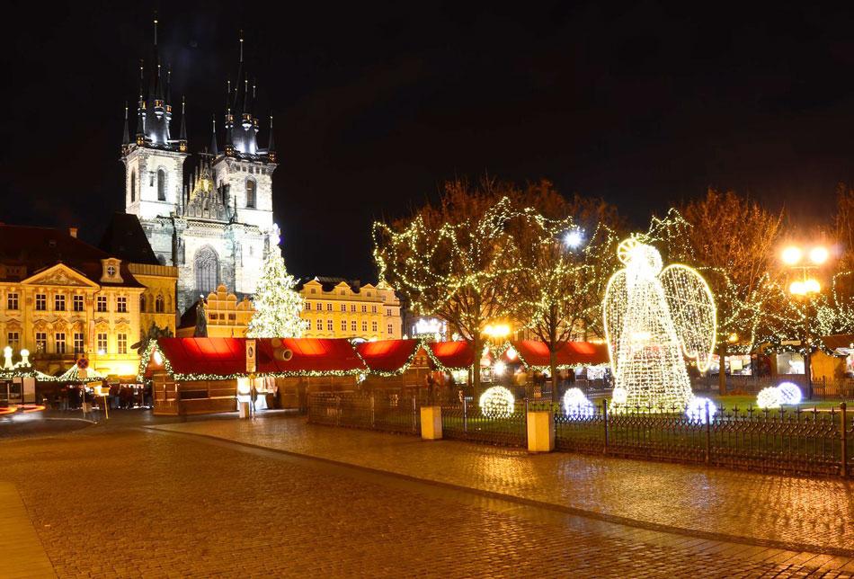 Где отметить рождество в Чехии