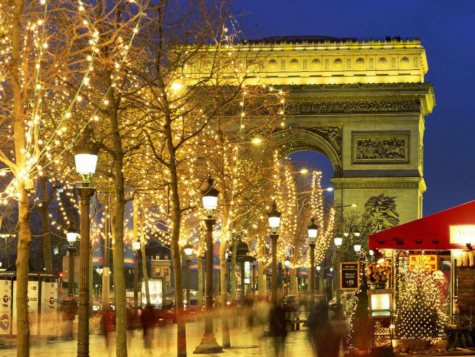 Где во Франции провести рождество