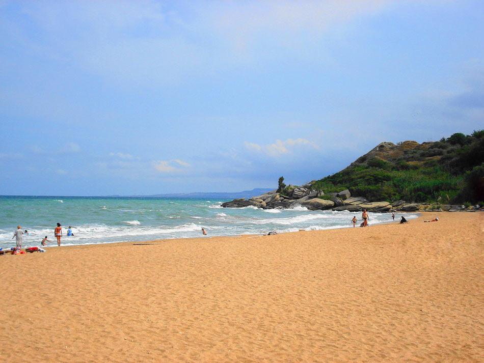 лучшие пляжи море россии