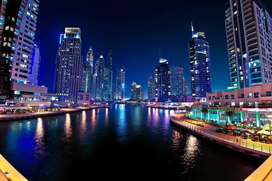Еда в Дубае