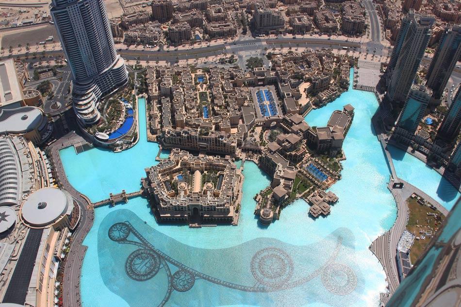Еда в Дубае, цены