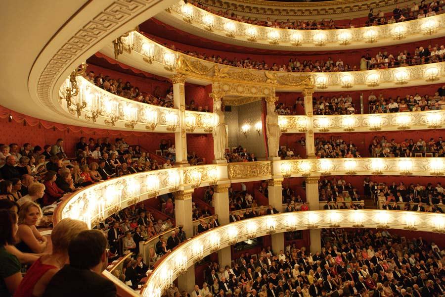 баварский театр оперы
