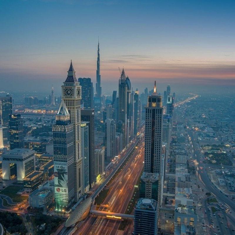 Как добраться в Дубай Молл