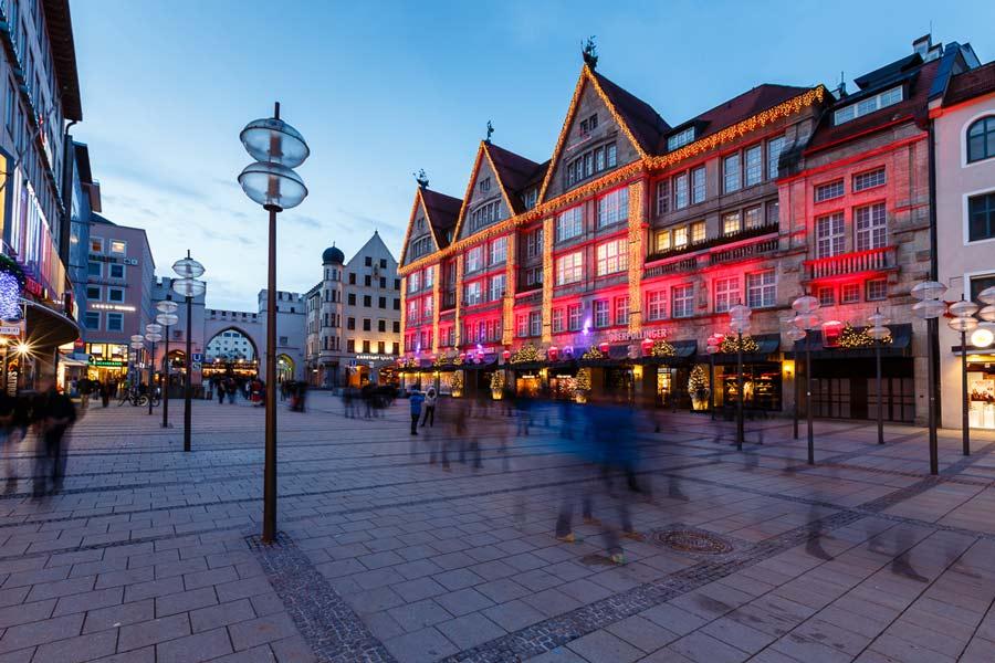 куда сходить в мюнхене