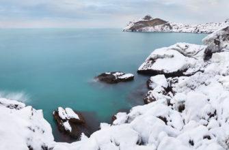 Отдых в Крыму зимой 2019