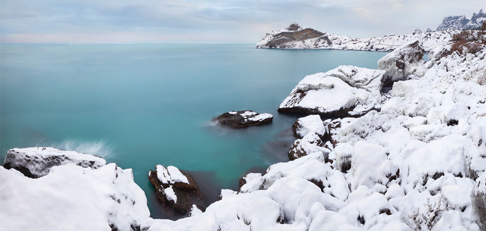 Отдых в Крыму зимой 2017