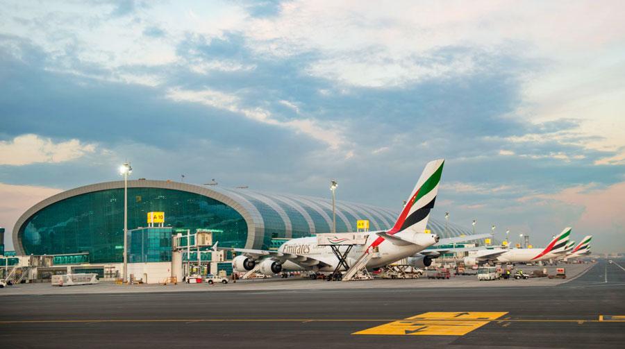 Билеты на самолет в Дубай из Москвы