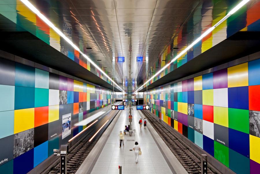 метро в германии экскурсия