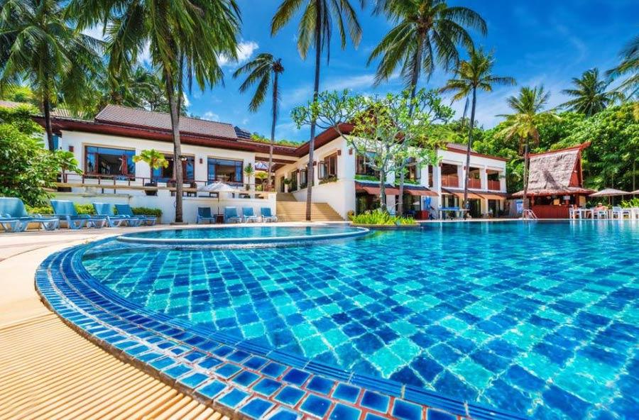 таиланд пхукет отели 4 звезды первая линия все включено