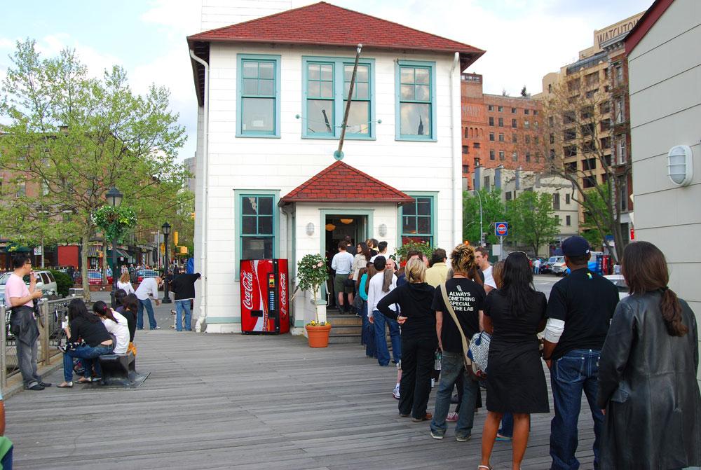 Brooklyn Ice Cream factory