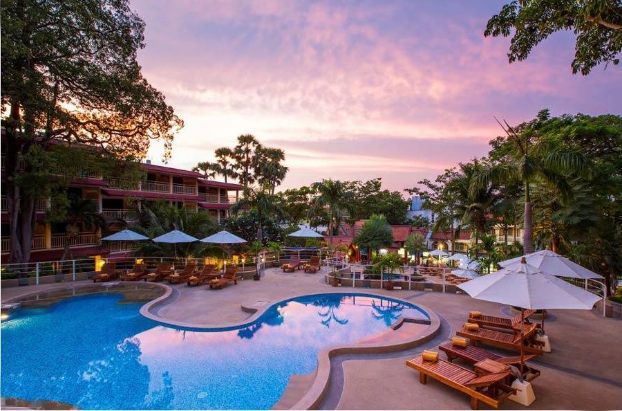 стоимость отелей у моря в таиланде